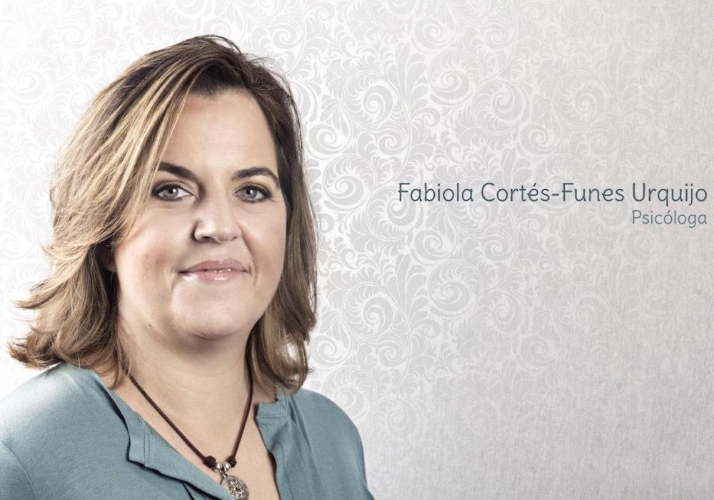 Fabiola Cortés-Funes Urquijo -Psicóloga-