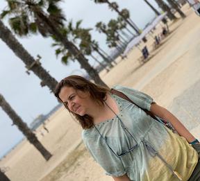 Fabiola Cortés Funes Psicologia viaje a California